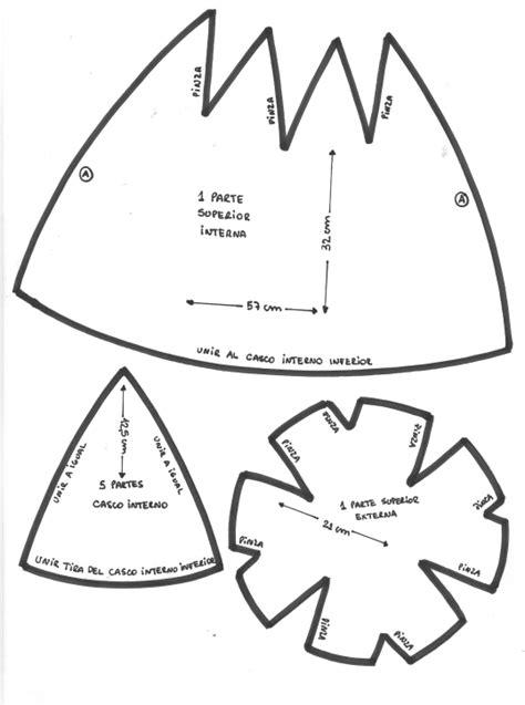 moldes para sombreros de goma espuma imagui sobreros moldes para hacer  gorros de goma espuma imagui cb92d956193