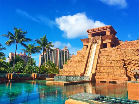 A Week in the Caribbean, Part 2 {Atlantis, Bahamas