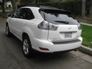 Value Of 2005 Lexus Rx330 2005 Lexus Rx 330 Pictures Cargurus