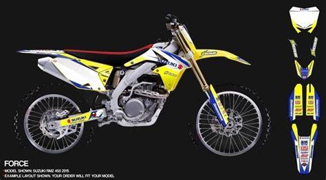 Dekor Shop by Suzuki Dekor St Mx Kingz Motocross Shop