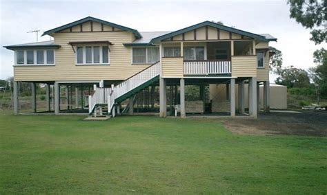 Queenslander House Plans Queenslander House Style Bungalow Style Homes Flood Zone House Plans Treesranch