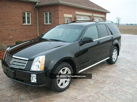 cadillac srx 2005 2005 cadillac srx luxury utility 4 door 3 6l awd loaded
