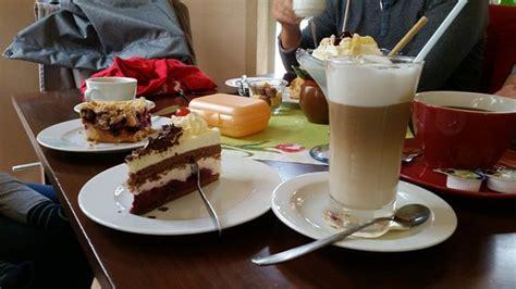 k che kaffee und kaffee und kuchen bild bergrestaurant t 252 rmerhaus