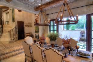 Tuscany Dining Room by Tuscan Dining Room Design