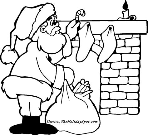 Christmas Coloring Book Pictures To Color Chistmas Coloring Pages