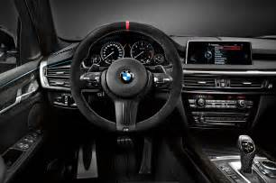 2014 bmw x5 with performance parts interior photo 3
