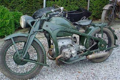 Diy Vintage Home Decor by Zundapp Motorcycles