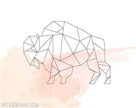 Geometric String Templates - 17 best images about white buffalo power animal on