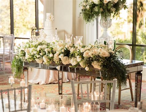 Wedding Flowers Reception Ideas by Unique Wedding Reception Ideas