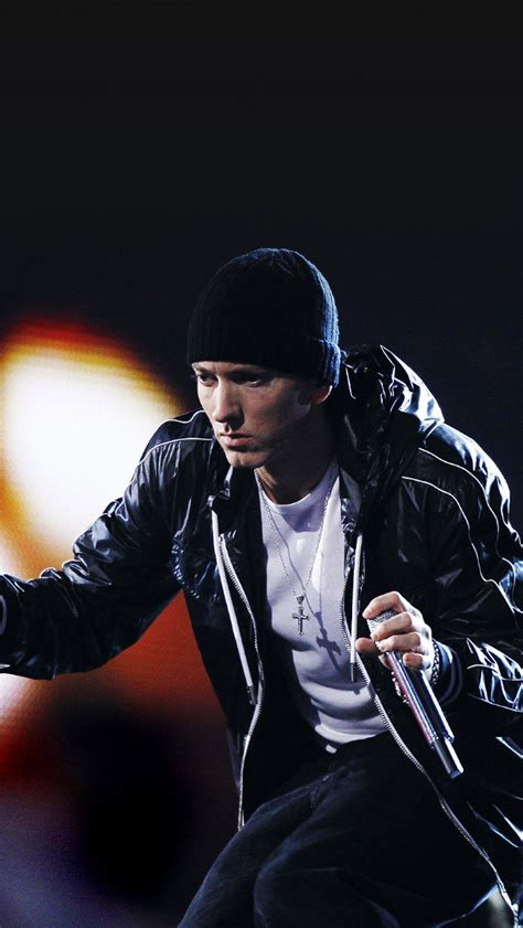 wallpaper iphone 5 eminem freeios7 eminem in concert parallax hd iphone ipad