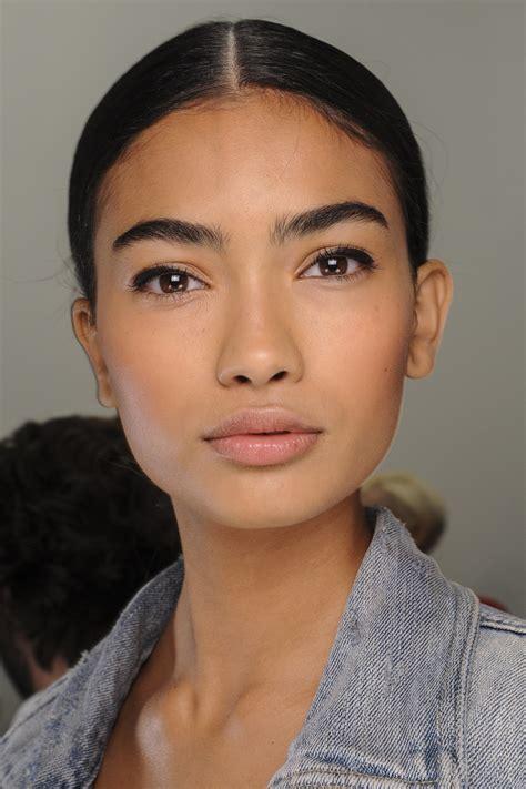 Makeup Faced hair diveintofashion