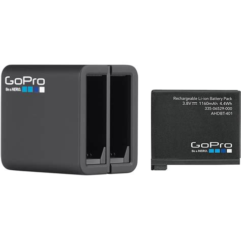 Dual Charger For Gopro Battery gopro dual battery charger with battery for hero4 ahbbp 401 b h