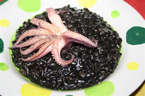 Pastarotti Risotto Al Nero Di Seppia la cuciniera moderna risotto al nero di seppia