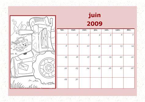 Calendrier Juin 2009 Les Cahiers De Valeska Page 56