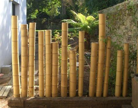 Deco Bambou Jardin by Idee Deco Bambou Jardin Decoration Exterieur Fer Forge