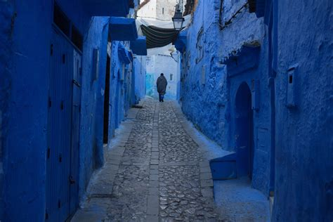 blue city morocco chair photo essay the blue city of chefchaouen morocco james