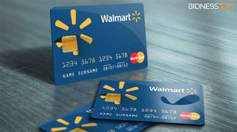 Walmart Credit Card Payments