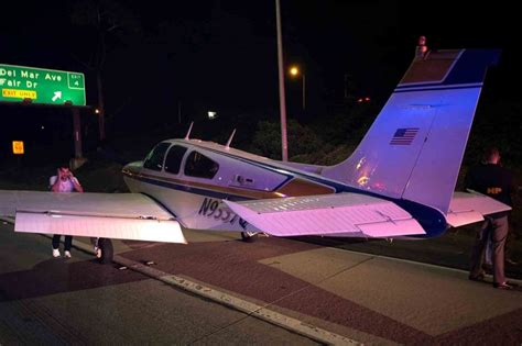 Difficulty In Getting In Usc Mba by Business Student Safely Lands Disabled Plane On Costa Mesa