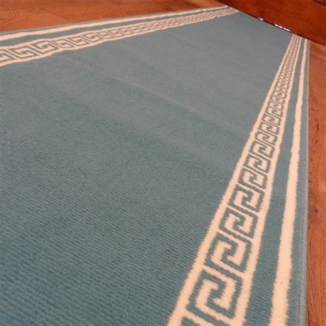 Hallway Floor Runners by Light Blue Runner Rug Key Carpet Runners Uk
