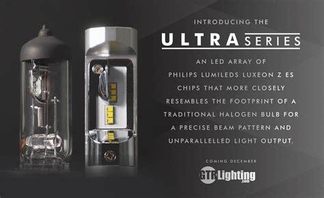 gtr lighting 3 ultra gtr lighting 3 ultra series led headlight bulbs h4