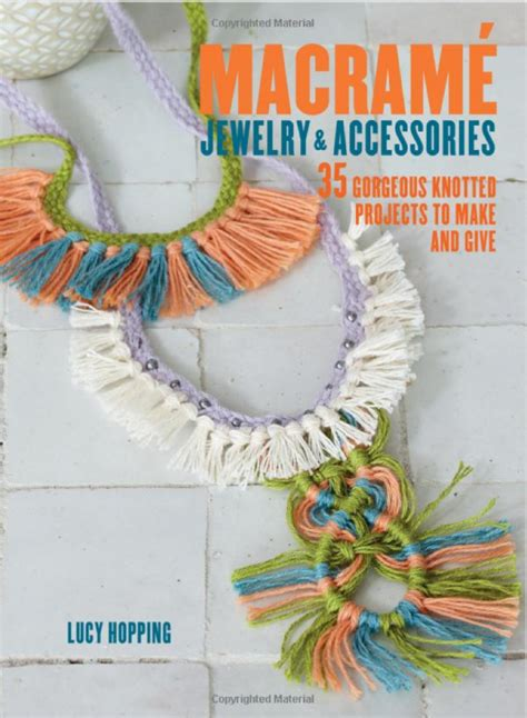 Macrame Accessories - giveaway macrame jewelry and accessories 35 gorgeous