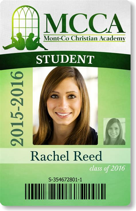 school id card design template sle card designs