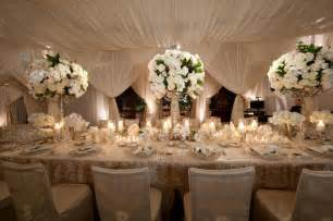spectacular table design for your wedding reception