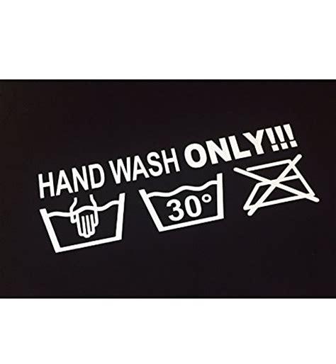 Bmw Dapper Sticker by Hand Wash Only Shocker Dapper Auto Aufkleber Sticker