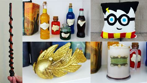 easy harry potter crafts for 5 cheap and easy harry potter diy crafts in