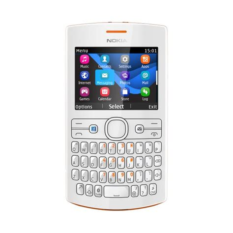 Hp Nokia Asha 205 1 Sim nokia asha 205 dual sim specifiche tecniche foto e