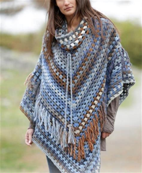 crochet poncho 24 adorable summer poncho free crochet design diy to make