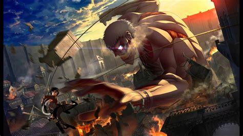 theme song attack on titan shingeki no kyojin ost 1 attack on titan armored titan