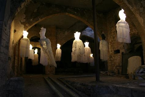 Wedding Ghost by Panoramio Photo Of Ghost Wedding Dresses In The Soap Factory