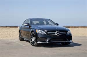 when will the 2015 mercedes 2015 mercedes c300 front passenger three quarters