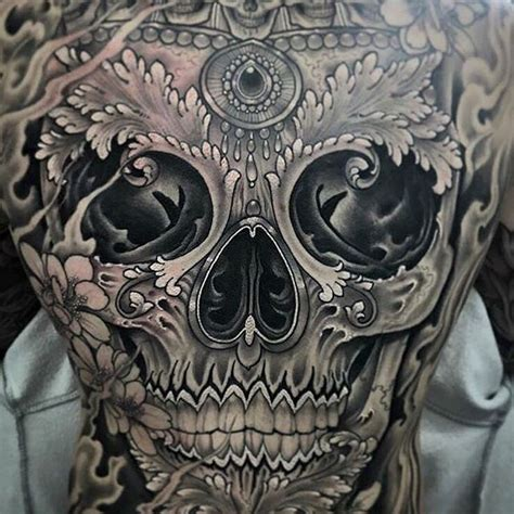 skeleton man tattoo we re stoked to the great artist this sick