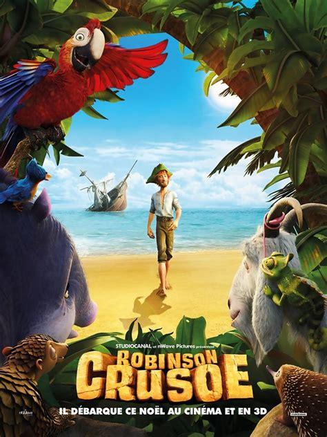 film anime movie terbaik 2015 robinson crusoe animation 2015