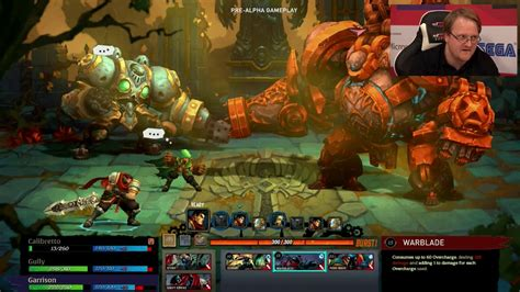 Kaset Ps4 Battle Chasers Nightwar Battle Chasers Nightwar On Show At The Pc Gamer Weekender