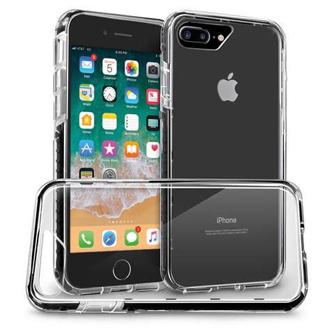 orzly fusion bumper apple iphone 8 plus 7 plus black