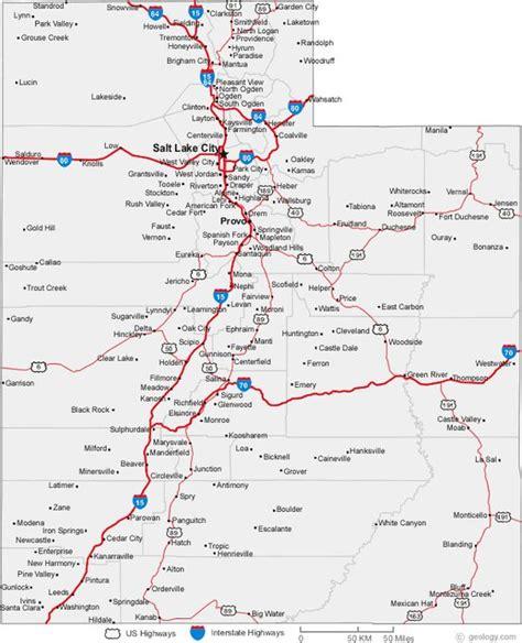 map of utah cities map of utah cities state of utah usa utah city maps and maps