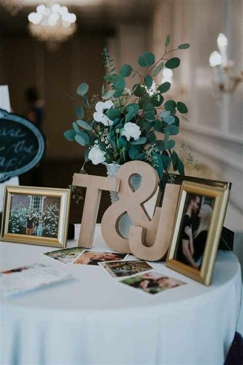 25 best ideas about guest book table on guest