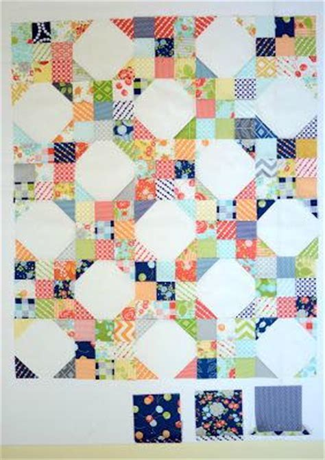 snowball nine patch pattern favequilts