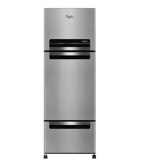 Door Refrigerator Price In Delhi by Whirlpool 330 Ltr 343d Protton Door Refrigerator