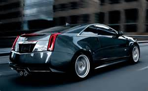 2011 Cts Cadillac 2011 Cadillac Cts Coupe Car Pictures