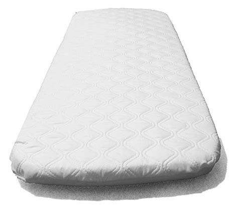 Hypoallergenic Crib Mattress by Suzy 174 Microfibre Hypoallergenic Crib Mattress 4cm Thick To Fit The Chicco Next 2 Me Crib