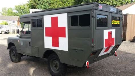 land rover defender ambulance for sale landrover ambulances for sale gallery