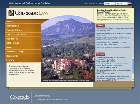 Colorado State Mba Cost by Of Colorado Boulder School Ranking