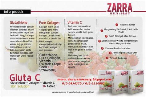 anggerik mall shah alam produk kecantikan dan kesihatan zarra health gluta c