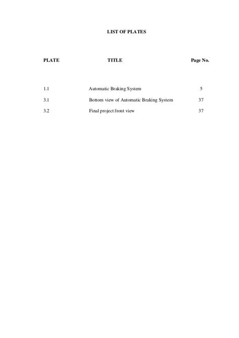 Automatic braking system whole project documentation.docx pdf