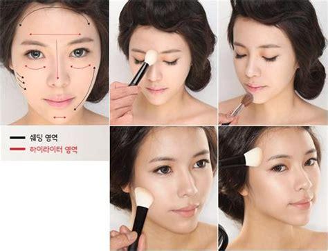 Tutorial Make Up Korea Bagi Pemula | tutorial makeup natural untuk pemula life style by