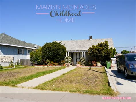 west monroe guest house marilyn monroe s childhood home iamnotastalker